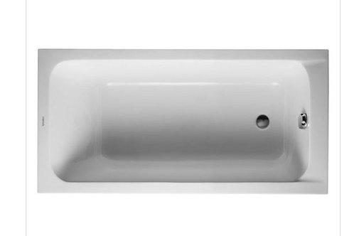 Duravit D-Code Bathtub 1500x750