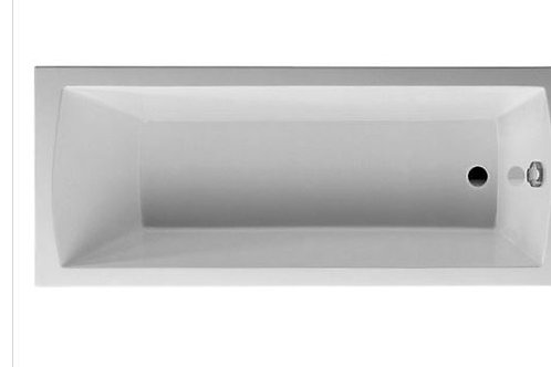 Duravit Daro Bathtub 1700x700 with support feet