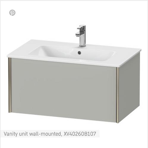 XViu Vanity unit wall-mounted 810 x 480 mm