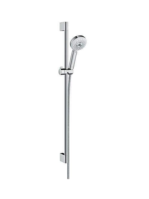 Hansgrohe Crometta 100 Shower set Multi with shower rail 90 cm