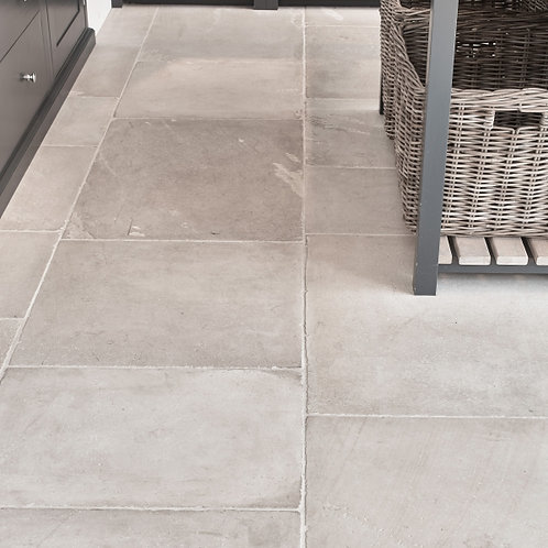Dorchester Sandstone Tumbled Finish 56cm x Random Price Per Sqm