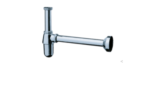 Hansgrohe  Bottle trap easy to install