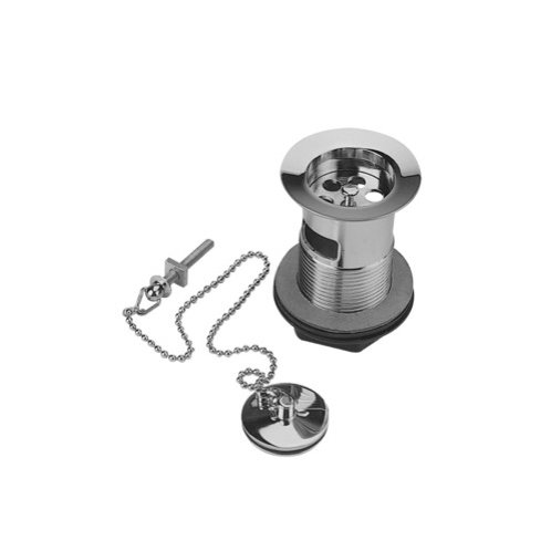 Cifial Slotted Basin Waste Plug & Chain
