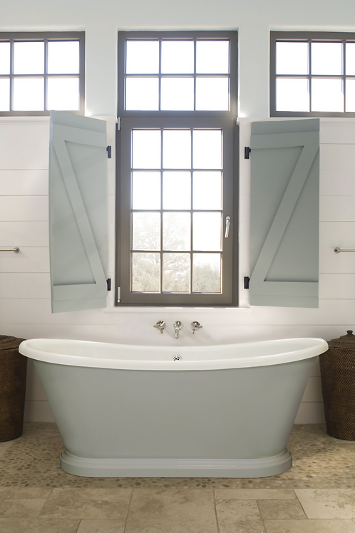 BC Designs The Boat Bath 1700 x 750mm