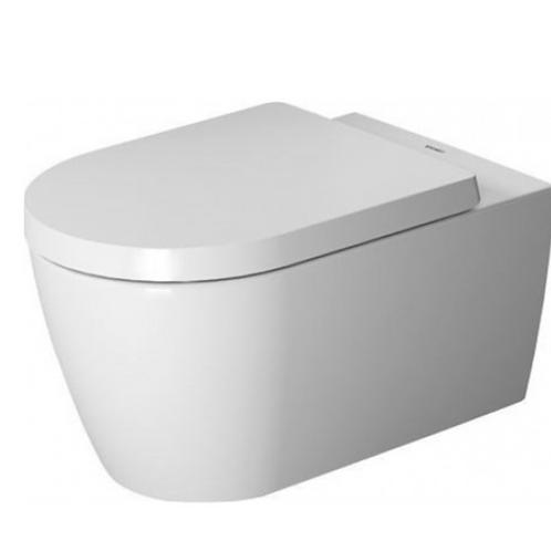 Duravit ME By Starck Toilet Wall Mounted 570mm Durafix