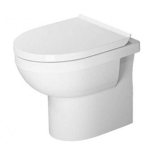 Duravit DuraStyle Basic Toilet Floor Standing Rimless #218409 00 00