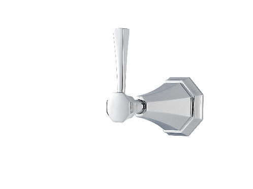 Perrin & Rowe Deco Three-Way Diverter with Lever Handle