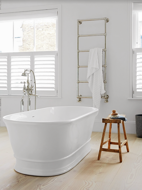 BC Designs Aurelius Cian Solid Surface Bath 1740 x 760mm