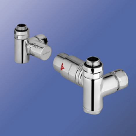 Bisque Valve Set VR - Duel Fuel Thermostatic Right Hand Flow