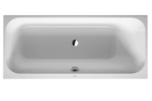 Duravit Happy D.2 Bathtub 1700x750 with support feet