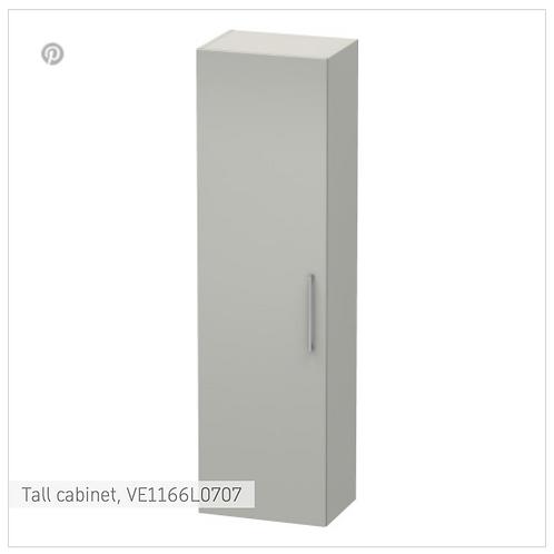 Vero Tall cabinet 500 x 360 mm