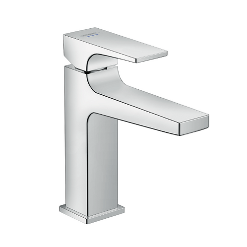 Hansgrohe Metropol Single lever basin mixer 100 with lever handle for cloakroom