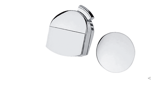 Hansgrohe Exafill Finish set bath filler, waste and overflow set plus