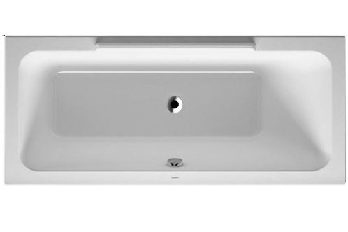 Duravit Durastyle Bathtub 1600x700 with support feet