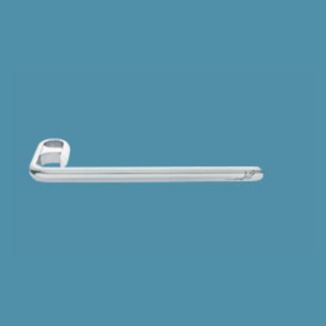 Bisque Tetro 438mm x 50mm Towel Rail