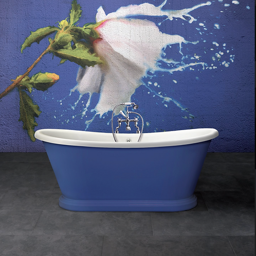 BC Designs The Boat Bath 1580 x 750mm