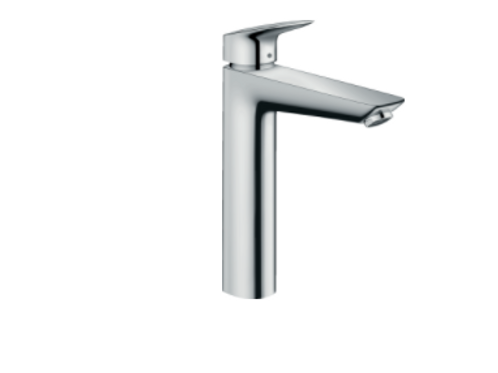Hansgrohe Logis Single lever basin mixer 190 with pop-up waste