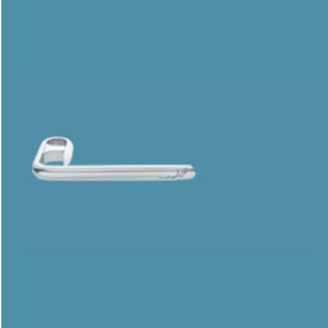 Bisque Tetro 238mm x 50mm Towel Rail