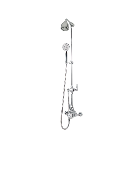 Perrin & Rowe Contemporary Shower Set Two