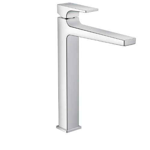 Hansgrohe Metropol Single lever basin mixer 260 with lever handle for wash bowls