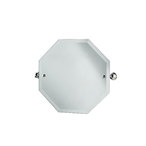 Perrin & Rowe Octagonal Mirror 500mm x 500mm