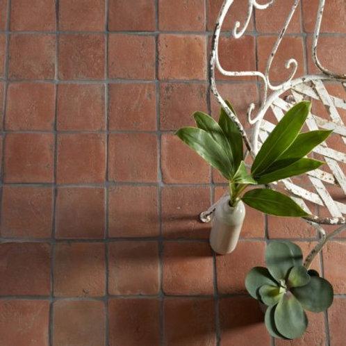 Antique Terracotta Square 15 x 15cm Price Per Sqm