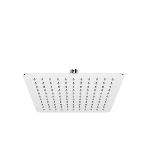 Cifial Ultra Slim Square 250mm Fixed Shower Head