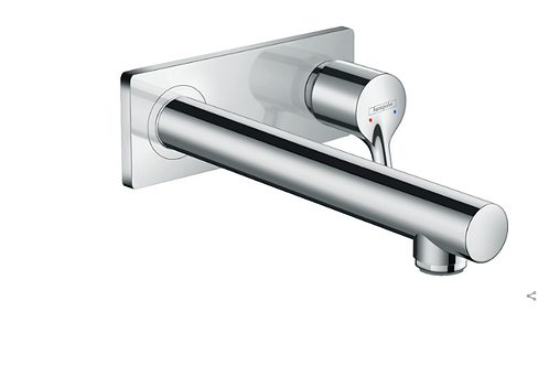 Hansgrohe Talis S Single lever basin mixer for concealed installation with spout
