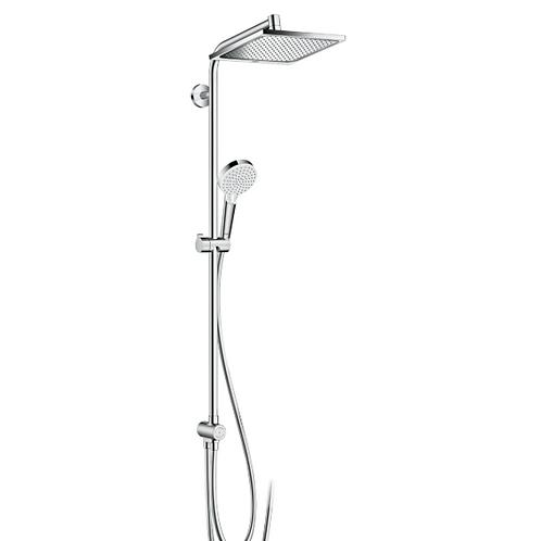 Hansgrohe Crometta E Showerpipe 240 1jet EcoSmart 9 l/min Reno