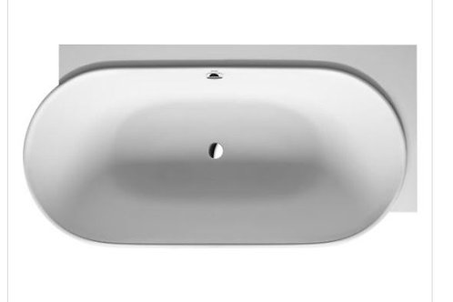 Duravit Luv Bathtub 1850x950