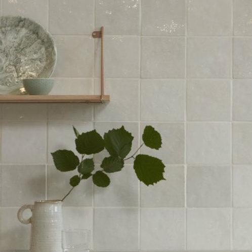 Bazaar Ceramic White 13.2 x 13.2cm Price Per Sqm