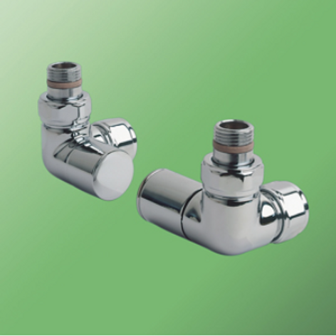 Bisque Valve Set Z - Double Angled Manual