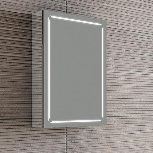 HIB Groove 50 Mirror Cabinet