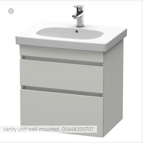 Duravit DuraStyle Vanity unit wall-mounted  600 X 453