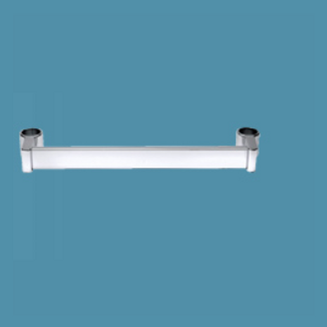 Bisque Rectangular 368mm x 45mm Towel Bar