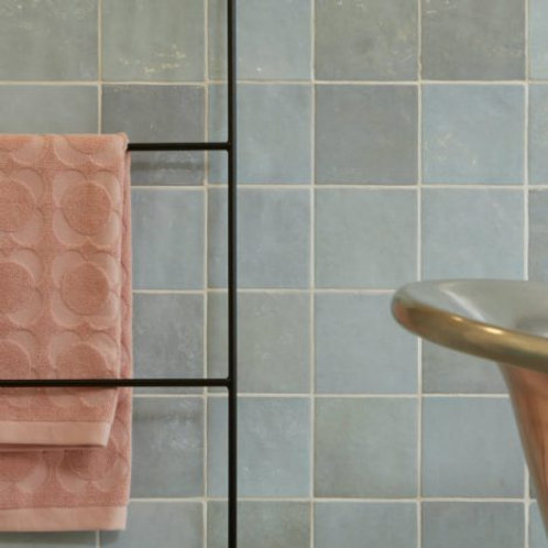 Bazaar Ceramic Aqua 13.2 x 13.2cm Price Per Sqm