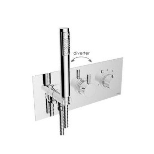 Cifial Technovation 465 2 Control Landscape Thermostatic Shower System