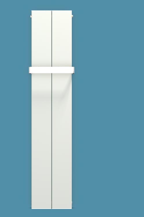 Bisque Blok 1590mm x 327mm Towel Radiator