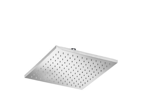 Cifial Streamline Square 300mm Fixed Shower Heads