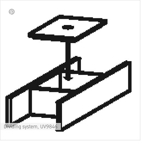Accessories Dividing system