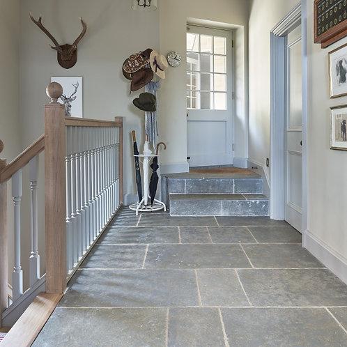 Denham Limestone Seasoned Finish 56cm x Random Price Per Sqm