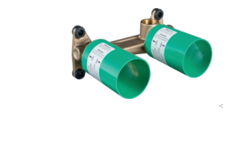 Hansgrohe  Basic set for single lever basin mixer for concealed installation