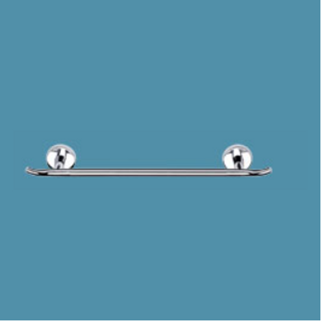 Bisque Magnetic 399mm x 55mm Towel Rail