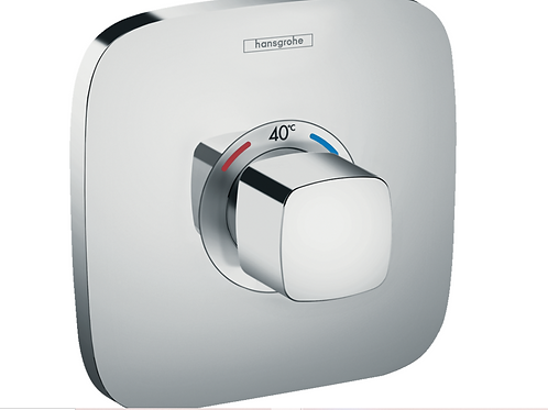 Hansgrohe Ecostat E Thermostatic mixer for concealed installation