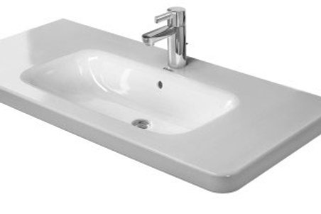 Duravit DuraStyle 1000mm Washbasin, furniture washbasin