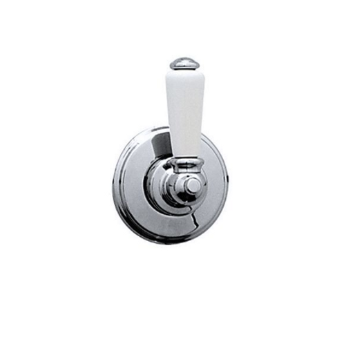 Perrin & Rowe Traditional Four-Way Diverter with Lever Handle