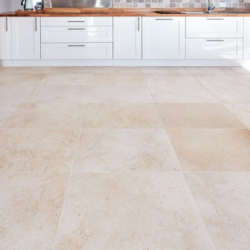 Bergamo Limestone Honed Finish 40 x 60cm Price Per Sqm