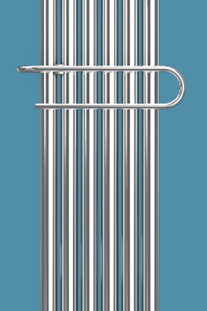 Bisque Quill 1500mm x 350mm Towel Rail