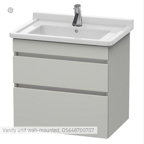 Duravit DuraStyle Vanity unit wall-mounted  1000 X 470