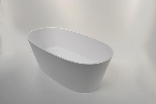 BC Designs Sorpressa Cian Solid Surface Bath 1510 x 760mm